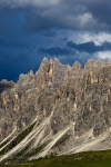 storm, dolomites, mountains, clouds, light, passo giao, passo, rugged, italy, 2011, Italy, photo