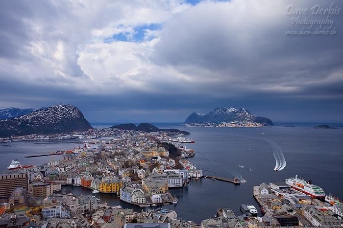 Alesund Norway Dave Derbis Photography