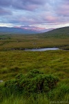 sunset, mountain, highlands, summer, scotland, 2014, Scotland, photo