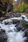 breitachklamm, alpen, stream, mountain, klamm, wasser, fluss, stream, rapid, autumn, colours, wild, bavaria, bayern, germany, photo