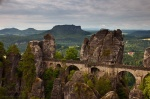 bastei, bridge, saxon switzerland, nationalpark, germany, 2014, photo