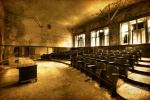 old, interior, house, beelitz, abandoned, surgery, sanatorium, heilstätten, berlin, Bygone Times, photo