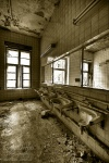 beelitz, surgery, sanatorium, abandoned, old, interior, house, heilstätten, berlin, Bygone Times, photo