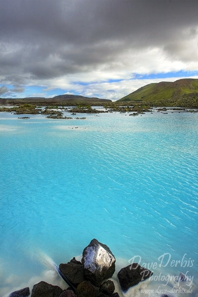 Blue Lagoon South Iceland Dave Derbis Photography