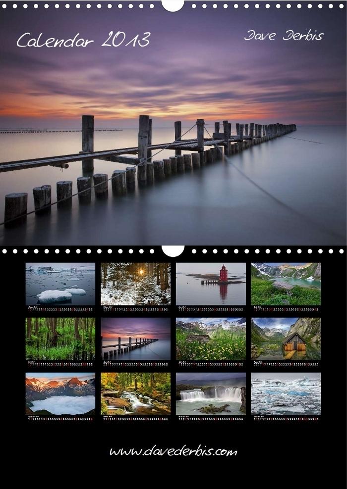 landscape calendar 2013 europe photo