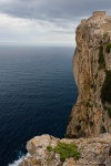 cliff, beach, sea, coast, mallorca, spain, photo