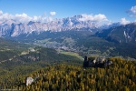 view, mountains, autumn, alpes, dolomites, city, italy, 2015, Italy, photo