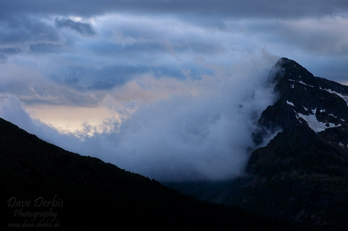mountain, dolomites, storm, clouds, passo, rolle, italy, 2011, photo