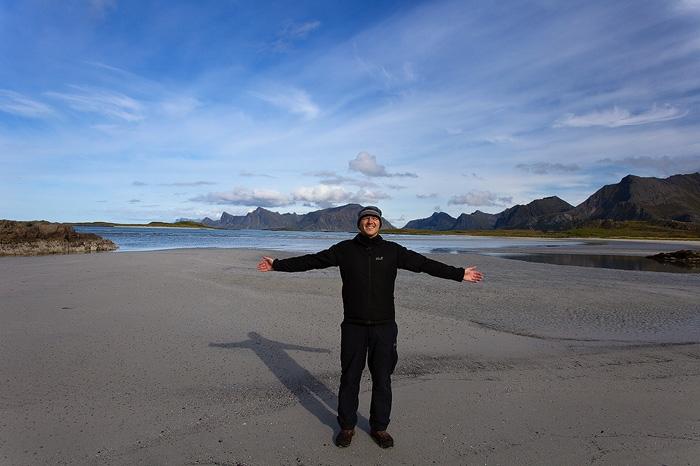 Sandbotnen Portrait Lofoten Norway Dave Derbis