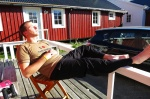 hiking, arctic, terrace, norway, reine, lofoten, 2013, Hiking Reinebringen, photo