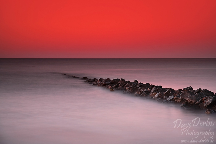 baltic sea, beach, sunset, long exposure, striking, surreal, germany, timmendorfer strand, sea, ocean, germany, photo