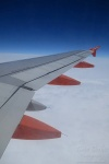 easyjet, plane, air, clouds, wing, 2013