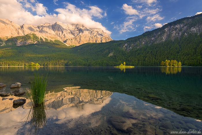 sunset, golden hour, mountain, lake, alps, bavaria, islands, germany, 2018, photo