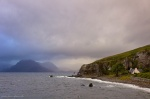 sunset, skye, mountain, shore, beach, summer, scotland, 2014, Mensch und Natur Kalender Fotos, photo