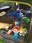 ford, mondeo, trunk, car, camping, germany, 2018, Bavarian Lakes Tour, photo
