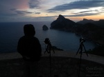 sunrise, cap, sea, coast, mountain, morning, mallorca, spain, selfie, shooting, Hunting the Light, photo