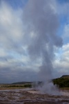 geysir, explosion, iceland, volcanic, 2008, photo