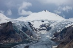 glacier, snow, hohe tauern, national park, alps, storm. mountain, wallpaper, austria, grossglockner, Austria, photo