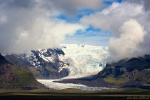 glacier, ice, svinafellsjoekull, vatnajoekull, volcanic, mountains, iceland, 2017, photo