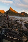 greetings, from, lofoten, norway, selffjorden, flakstadoya, 2013, photo