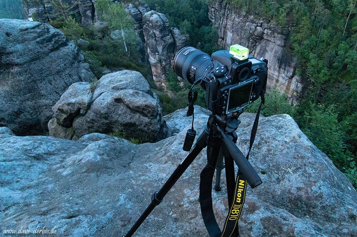 mountain, camera, making of, behind the scenes, saxon switzerland, germany, 2016, photo