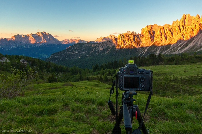 sunset, greetings from, mountains, alpenglow, dolomites, italy, 2016, photo