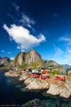 fishing, village, rorbuer, huts, mountains, coast, lofoten, norway, 2017, Norway, photo