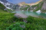 mountain, alps, lake, snow, austria, hohe tauern, paradise, photo