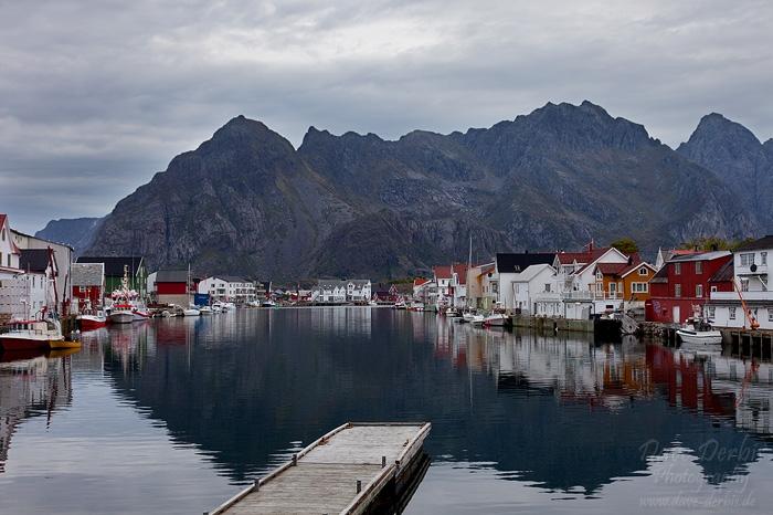 Henningsvaer Lofoten Norway Dave Derbis Photography