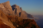 mountain, pass, valley, alpine, alps, dolomites, 2011, Italy, photo