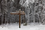 harz, winter, sign, braunlage, winter, snow, germany, photo
