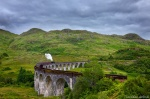 train, bridge, summer, highlands, mountain, scotland, 2014, Scotland, photo