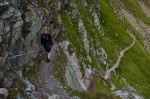 hiking, alpine, pass, mountain, swiss, 2012, kirsten, photo