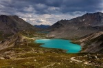 mountain, lake, alpine, trail, clouds, pass, swiss, 2012, Best Landscape Photos of 2012, photo