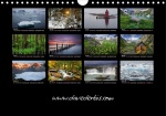 calender, wall, english, landscape, Landscape Calendar 2018 - English Version, photo