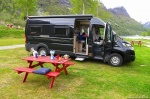 car, campsite, norway, camping, 2015, photo