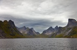 hiking, bunes, beach, kjerkfjorden, lofoten, norway, Hiking Bunes Beach, photo