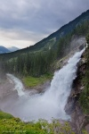 alps, mountain, cascade, falls, austria, photo