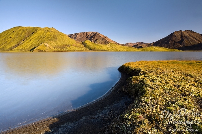iceland, landmannalaugar, mountains, sunset, canon, assignment, remote, rare, striking, beauty, photo