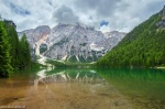 lake, alpine, summer, mountains, reflection, dolomites, italy, 2016, Italy, photo