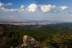 hiking, harz, forest, summer, leistenklippe, hohnekamm, germany, 2013, Wanderung zur Leistenklippe, photo