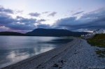 sunset, coast, bay, ilse, mountain, beach, scotland, 2014, photo