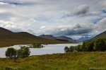 loch, lake, highlands, mountain, trees, scotland, 2014, photo