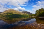 reflection, mirror, lake, loch, summer, highlands, mountain, scotland, 2014, Scotland, photo