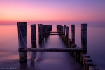 sunset, beach, coast, baltic sea, pink, long exposure, germany, zingst, 2016, Best Landscape Photos of 2017, photo