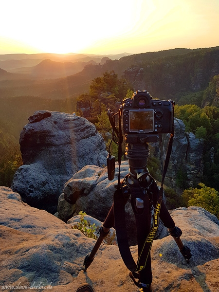 hunting the light, greetings from, saxon switzerland, mountain, hiking, germany, 2018, photo