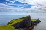 scotland, coast, cliff, skye, lighthouse, 2014, photo