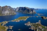 lofoten, reine, norway, mountain, ocean, coast, fjord, Best Landscape Photos of 2013, photo