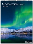 norway, waterfall, sunset, wilderness, calendar, 2020, photo