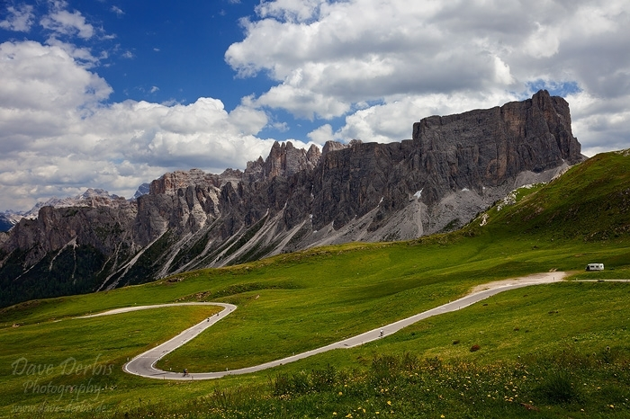 Passo Giau Italy Dave Derbis Photography